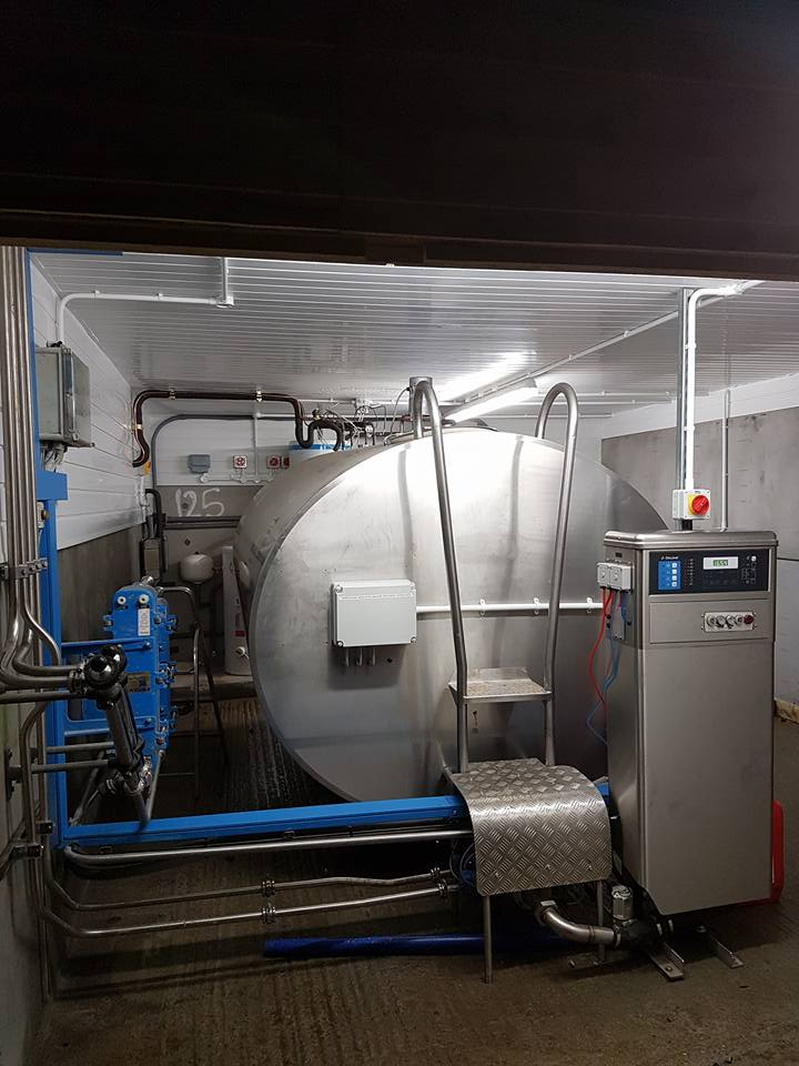 delaval milking robots vms